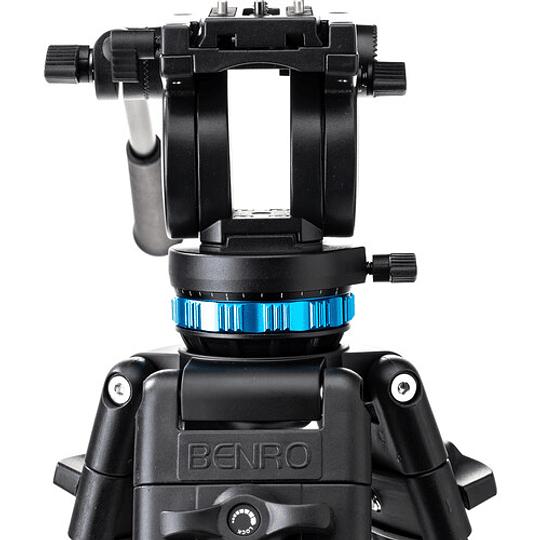 Benro KH26P Kit Trípode de Aluminio para Video Profesional - Image 6