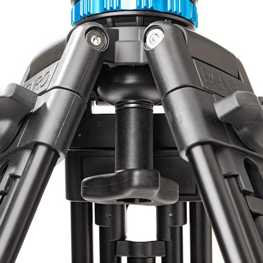 Benro KH26P Kit Trípode de Aluminio para Video Profesional - Image 8