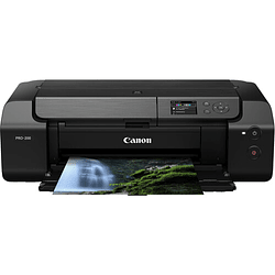 Canon PIXMA PRO-200 Wireless Professional Inkjet Photo Printer (REEMPLAZA A PRO-100)