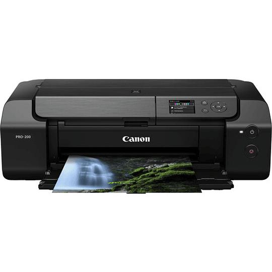 Canon PIXMA PRO-200 Wireless Professional Inkjet Photo Printer (REEMPLAZA A PRO-100) - Image 1