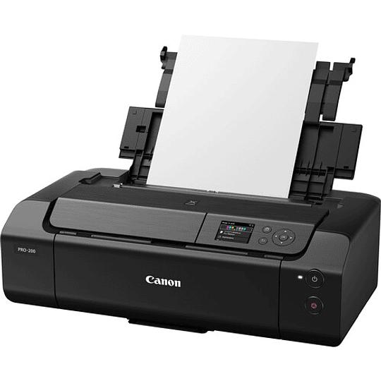 Canon PIXMA PRO-200 Wireless Professional Inkjet Photo Printer (REEMPLAZA A PRO-100) - Image 2