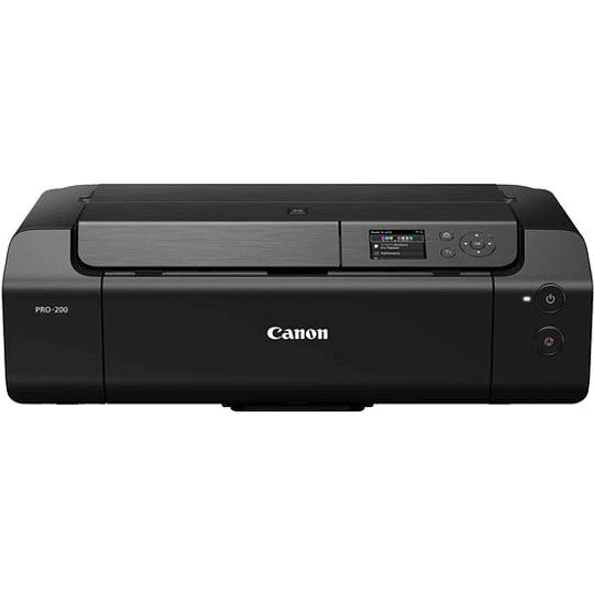 Canon PIXMA PRO-200 Wireless Professional Inkjet Photo Printer (REEMPLAZA A PRO-100) - Image 4