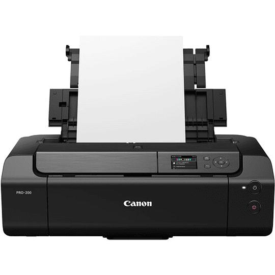 Canon PIXMA PRO-200 Wireless Professional Inkjet Photo Printer (REEMPLAZA A PRO-100) - Image 5