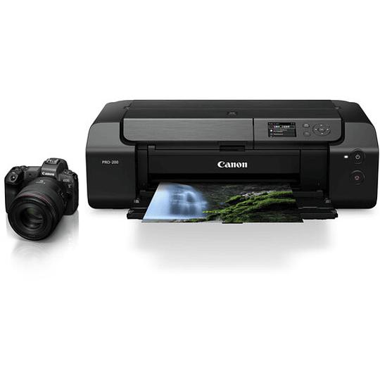 Canon PIXMA PRO-200 Wireless Professional Inkjet Photo Printer (REEMPLAZA A PRO-100) - Image 10