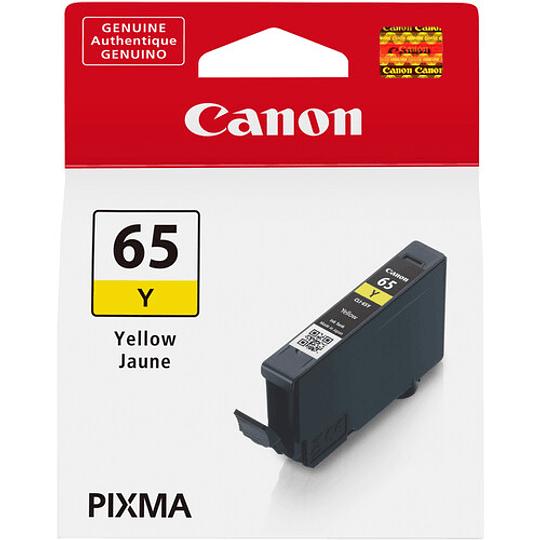 Canon CLI-65 Yellow Tinta (PIXMA PRO-200) - Image 3