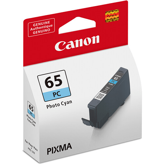 Canon CLI-65 Photo Cyan Tinta (PIXMA PRO-200) - Image 1