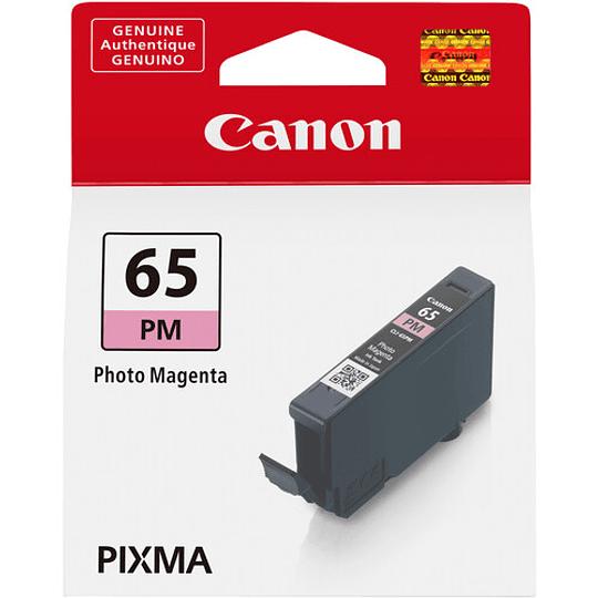 Canon CLI-65 Photo Magenta Tinta (PIXMA PRO-200) - Image 3