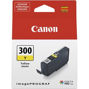 Canon PFI-300 Yellow Tinta (imagePROGRAF PRO-300)