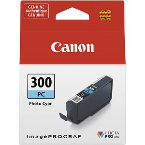 Canon PFI-300 Photo Cyan Tinta (imagePROGRAF PRO-300)