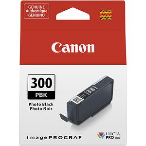 Canon PFI-300 Photo Black Tinta (imagePROGRAF PRO-300)