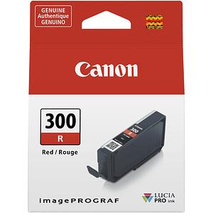 Canon PFI-300 Red Tinta (imagePROGRAF PRO-300)
