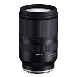 Tamron 17-70mm f/2.8 Di III-A VC RXD Lente para Sony E