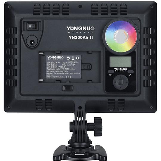 Yongnuo YN300Air II Panel Led RGB y Bi-Color 3200-5600K - Image 2