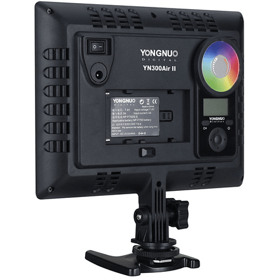 Yongnuo YN300Air II Panel Led RGB y Bi-Color 3200-5600K - Image 4