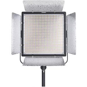 Yongnuo YN860 Panel Led Bi-Color con Aletas 3200-5500K con adaptador a corriente