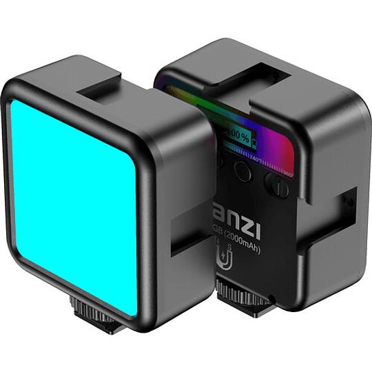 Ulanzi VL-49 Mini LED RGB Recargable para Smartphone y Mirrorless - Image 8