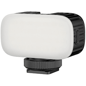 Ulanzi VL15 Super-Mini LED RGB para Cámaras y Smartphone