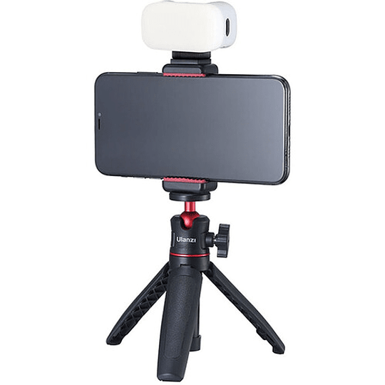 Ulanzi VL15 Super-Mini LED RGB para Cámaras y Smartphone - Image 8