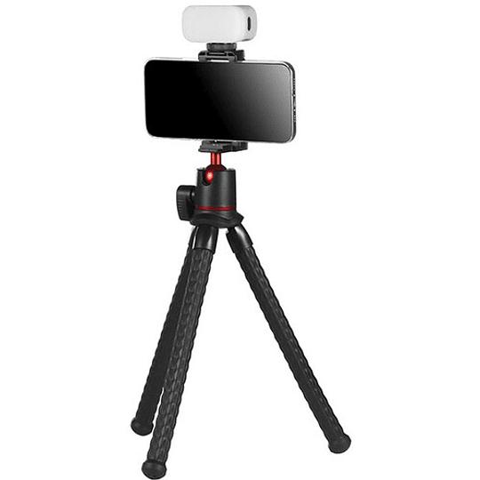Ulanzi VL15 Super-Mini LED RGB para Cámaras y Smartphone - Image 9