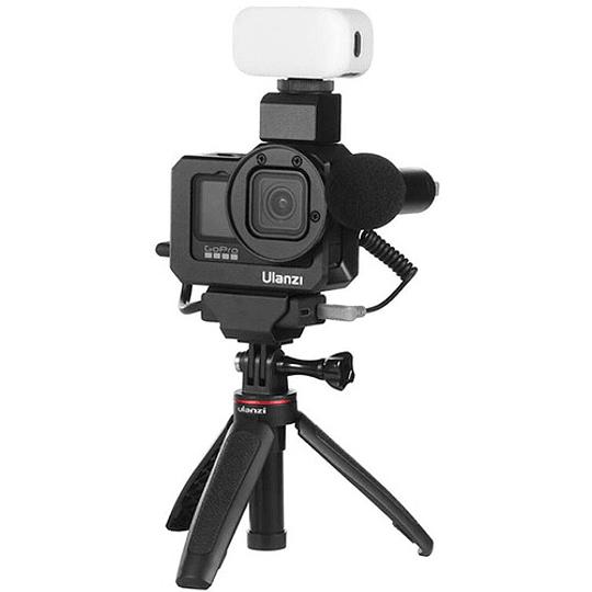Ulanzi VL15 Super-Mini LED RGB para Cámaras y Smartphone - Image 10