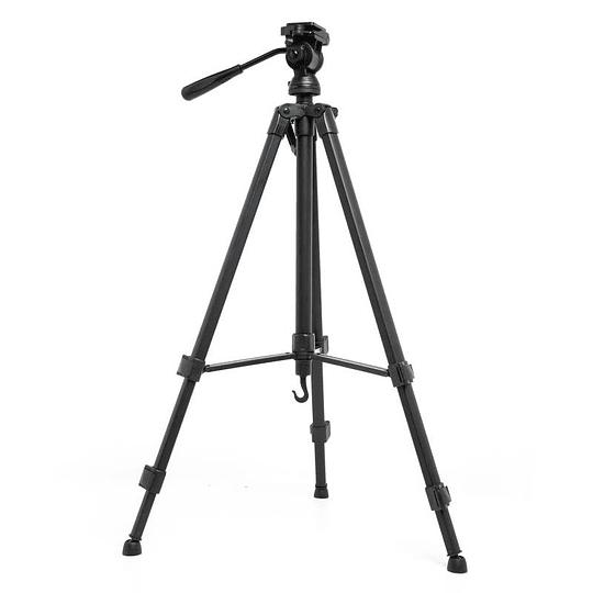Soligor WT-3230 Trípode para Fotografía y Video Semi Profesional con Bolso - Image 2