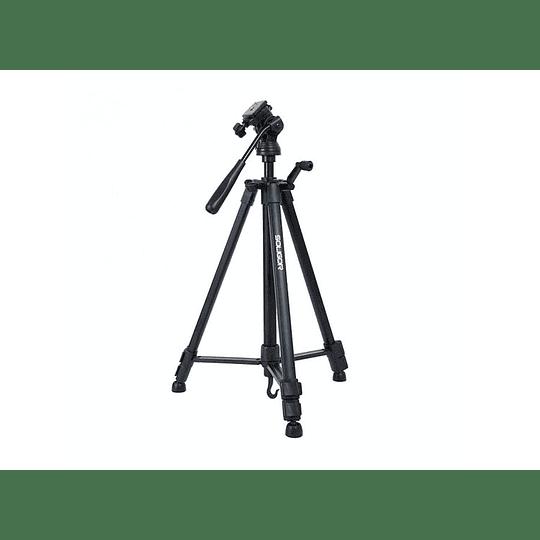 Soligor WT-3230 Trípode para Fotografía y Video Semi Profesional con Bolso - Image 3