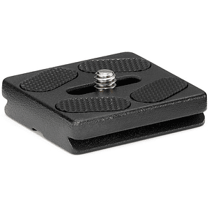 Manfrotto MHELEQRB Quick Release Plato para Trípode Element Big Traveller