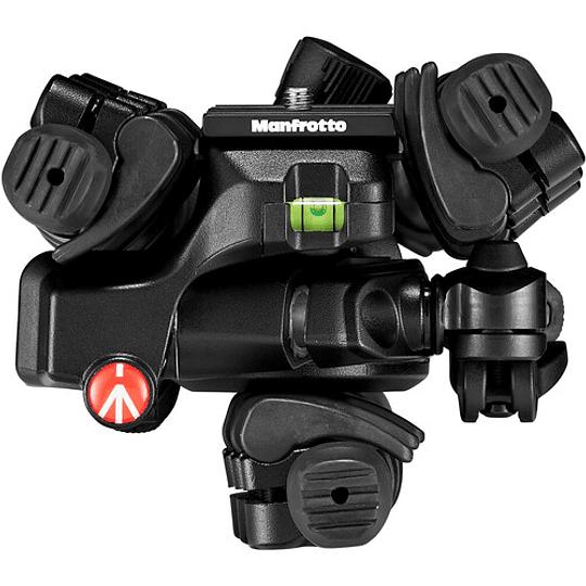 Manfrotto MKBFRLA4BK-3W Befree Live Advanced Trípode Compacto de Viaje con Cabezal de 3 Vías - Image 2