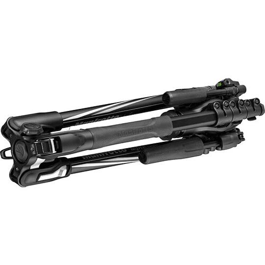 Manfrotto MKBFRLA4BK-3W Befree Live Advanced Trípode Compacto de Viaje con Cabezal de 3 Vías - Image 4