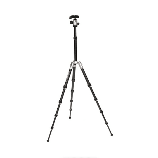 Manfrotto MKELES5GY-BH Element Small Tripode Compacto de Viaje GRIS - Image 2