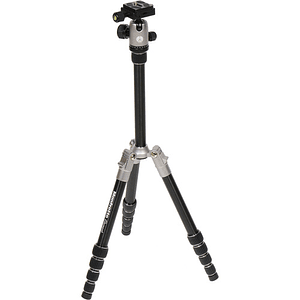 Manfrotto MKELES5GY-BH Element Small Tripode Compacto de Viaje GRIS