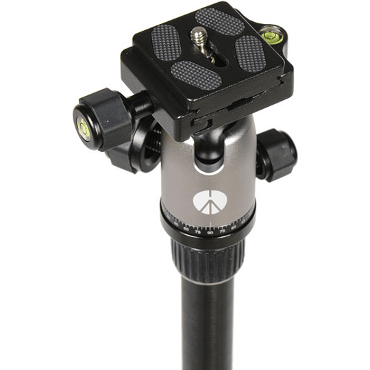 Manfrotto MKELES5GY-BH Element Small Tripode Compacto de Viaje GRIS - Image 3