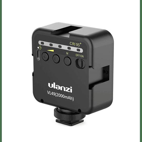 Ulanzi VLOGKIT Kit de Trípode + Luz Led y Soporte de Smartphone para Teletrabajo - Image 6