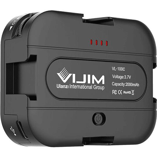 VIJIM VL-100C Vari-Color Temperature LED Video Light - Image 3