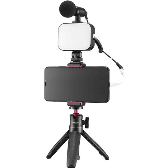 VIJIM VL-100C Vari-Color Temperature LED Video Light - Image 9