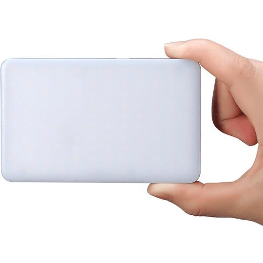VIJIM VL120 Mini Pocket LED con Batería Recargable de 2000mAh (Tº de 3200 to 6500K) - Image 8