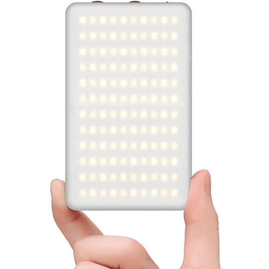 VIJIM VL120 Mini Pocket LED con Batería Recargable de 2000mAh (Tº de 3200 to 6500K) - Image 9