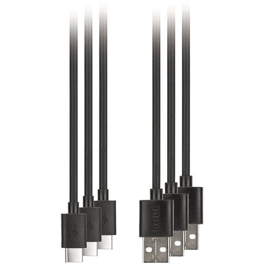 Rode Wireless GO II Kit Micrófono Compacto Digital para 2 personas (2.4 GHz, Black) - Image 8
