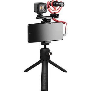 Rode Vlogger Kit Universal Filmmaking para Smartphones con Puerto de 3.5mm
