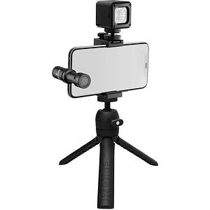 Rode Vlogger Kit iOS Edición Filmmaking para Dispositivos Móviles con Puerto Lightning