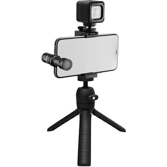 Rode Vlogger Kit USB-C Edición Filmmaking para Dispositivos Móviles con Puerto USB Type-C - Image 1