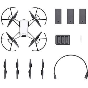 Dji Tello Quadcopter Combo de Refuerzo con 3 Baterías