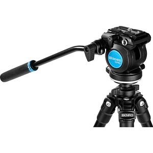 Benro S2 PRO Flat Base Video Head