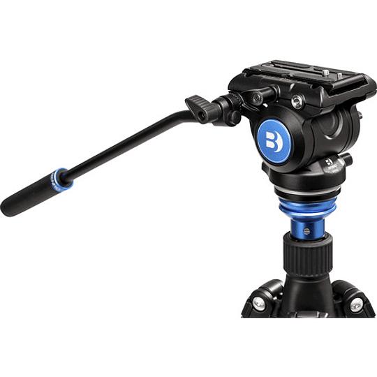 Benro S4Pro Fluid Video Head - Image 1