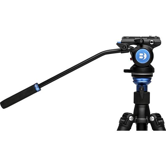 Benro S4Pro Fluid Video Head - Image 4