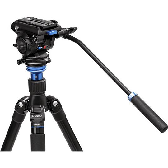 Benro S4Pro Fluid Video Head - Image 6