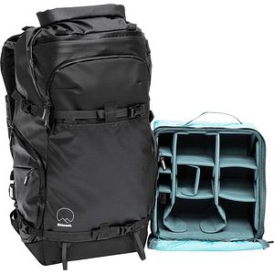 Shimoda Designs Action X50 Mochila Starter Kit con Core Unit Medio para DSLR Version 2 (Black)