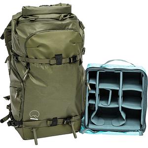 Shimoda Designs Action X50 Mochila Starter Kit con Core Unit Medio para DSLR Version 2 (Army Green)