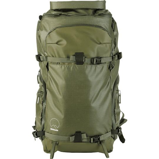 Shimoda Designs Action X50 Mochila Starter Kit con Core Unit Medio para DSLR Version 2 (Army Green) - Image 2