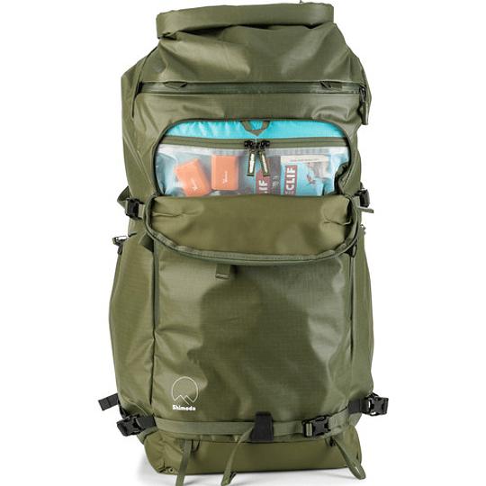 Shimoda Designs Action X50 Mochila Starter Kit con Core Unit Medio para DSLR Version 2 (Army Green) - Image 5